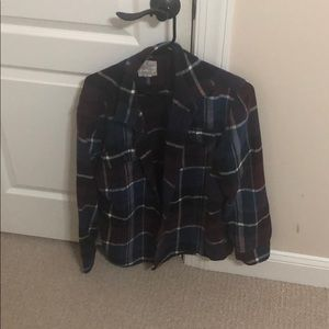 American eagle flannel heritage shirt